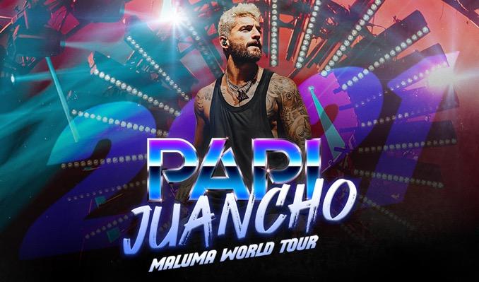 Maluma tickets at Pechanga Arena San Diego in San Diego
