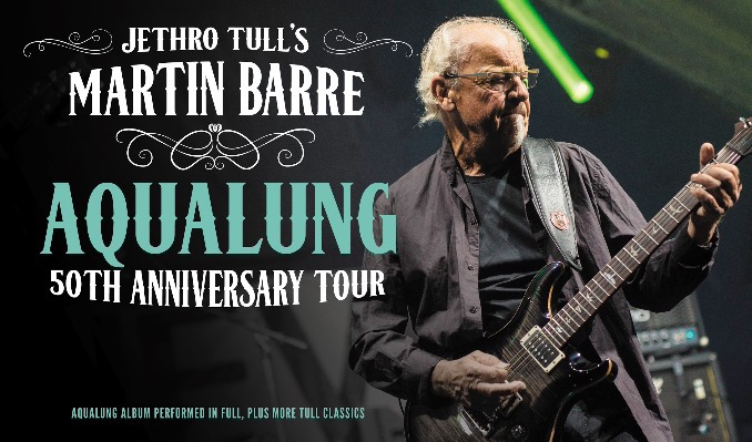 Jethro Tull's Martin Barre Band tickets at Key West Theater in Key West