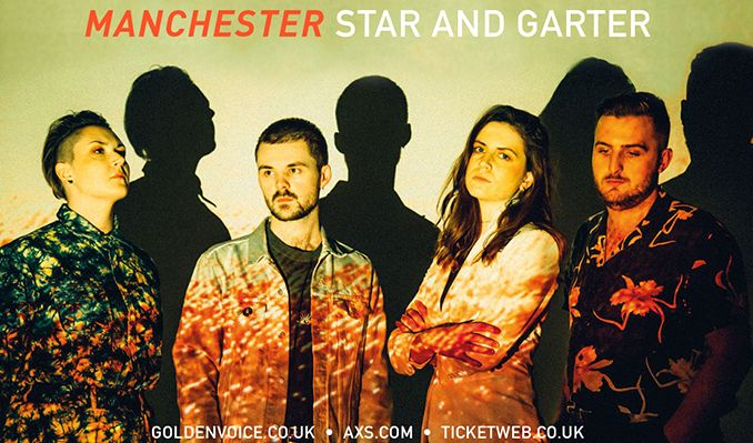 Another Sky - RESCHEDULED tickets at The Star & Garter in Manchester