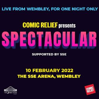 Comic Relief: Spectacular - RESCHEDULED
