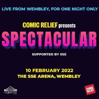 Comic Relief: Spectacular - RESCHEDULED