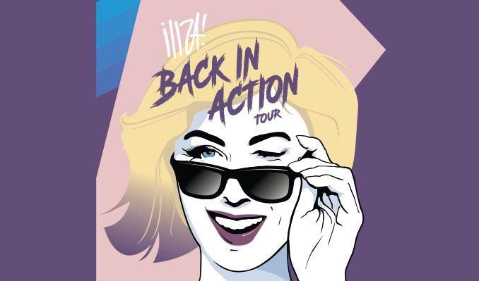 Iliza: Back In Action Tour tickets at Bellco Theatre in Denver