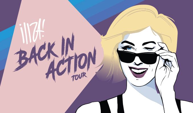 Iliza Shlesinger tickets at Arvest Bank Theatre at The Midland in Kansas City