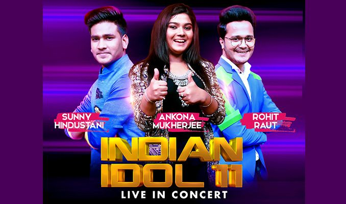 Indian Idol tickets at indigo at The O2, London