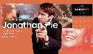 Jonathan Pie tickets at Livestream Event in London