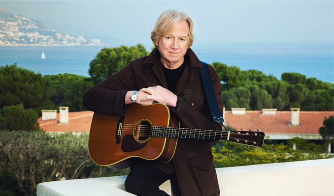 Justin Hayward tickets at Capitol Theatre in Clearwater