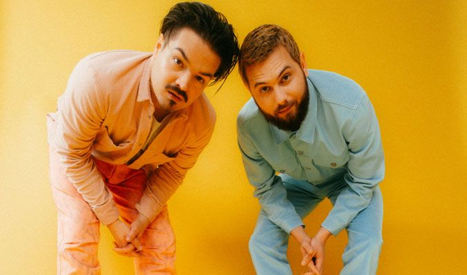 Milky Chance – North American Tour 2021 tickets at Mission Ballroom in Denver