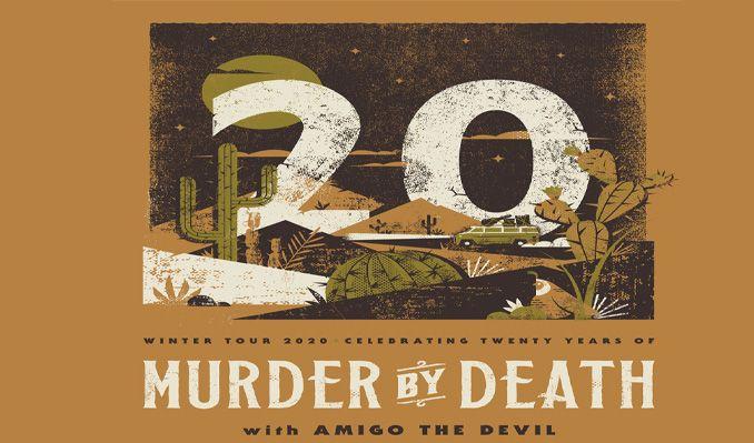 Murder By Death tickets at Union Transfer in Philadelphia