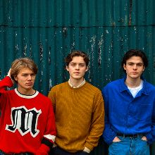 New Hope Club - RESCHEDULED tickets at SWG3 Studio Warehouse in Glasgow