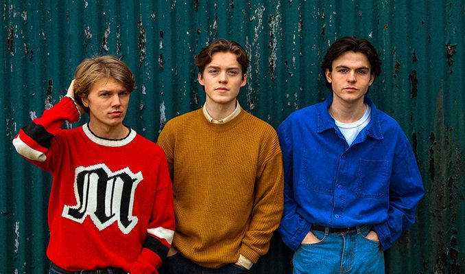 New Hope Club tickets at indigo at The O2, London