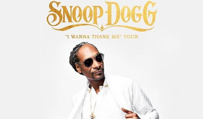 Snoop Dogg - RESCHEDULED tickets at The O2 in London