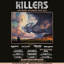 The Killers - RESCHEDULED tickets at Emirates Stadium in London