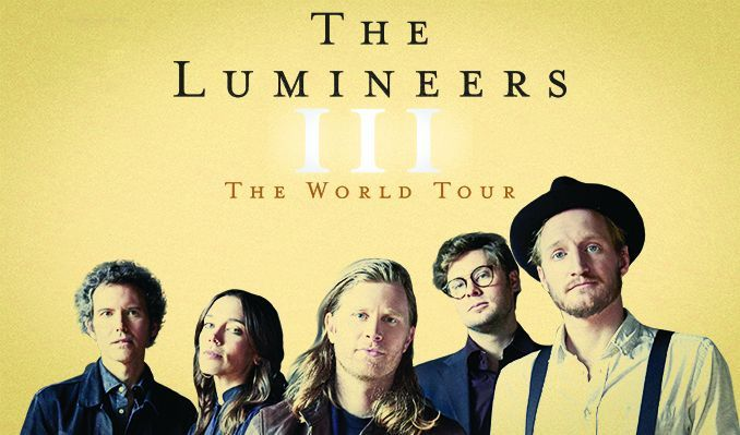 The Lumineers tickets at STAPLES Center in Los Angeles