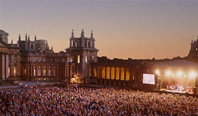 UB40 featuring Ali and Astro plus special guests Jimmy Cliff and Aswad: Nocturne at Blenheim Palace - RESCHEDULED tickets at Blenheim Palace in Woodstock