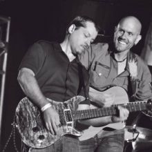 Dave Tieff & Corey Hall of Laughing Colors tickets at Rams Head On Stage in Annapolis