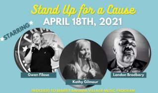 Stand Up for a Cause