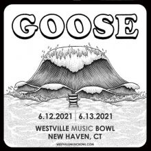 Goose tickets at Westville Music Bowl in New Haven