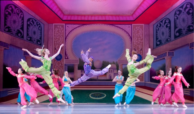 Aladdin tickets at Infinite Energy Theater in Duluth