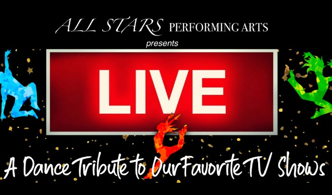 """ALL STARS Performing Arts """"LIVE"""" - A Dance Tribute to Our Favorite TV Shows tickets at Infinite Energy Theater in Duluth"""