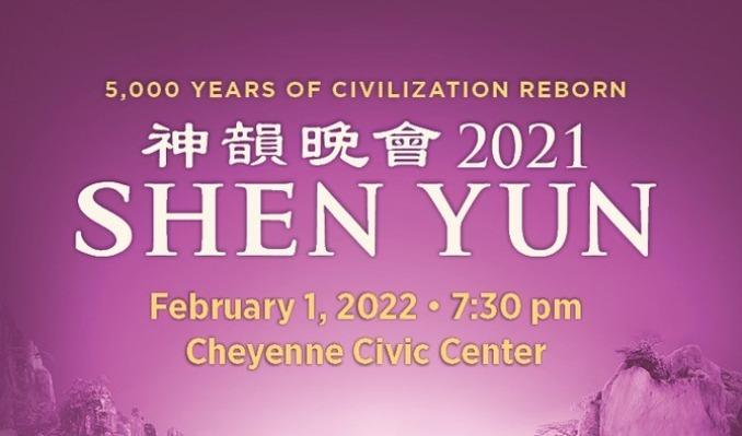 Shen Yun tickets at Cheyenne Civic Center in Cheyenne