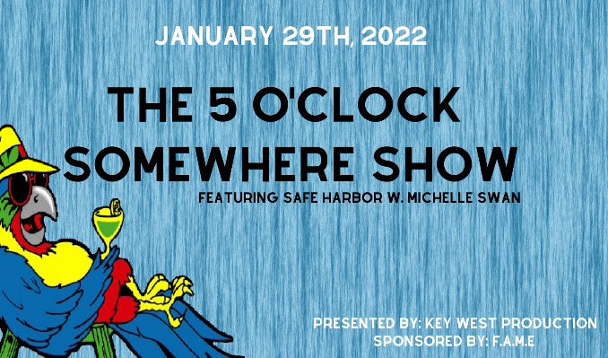 The 5 O'Clock Somewhere Show tickets at Key West Theater in Key West