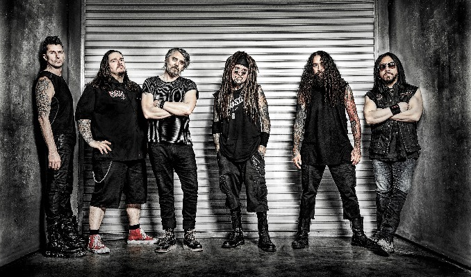 Ministry tickets at Riviera Theatre in Chicago