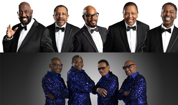 The Temptations & Four Tops tickets at Keswick Theatre in Glenside