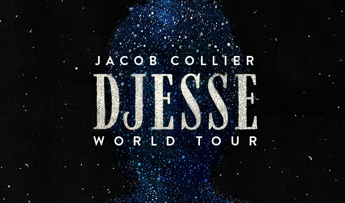 Jacob Collier - DJESSE WORLD TOUR SPRING 2022 tickets at Variety Playhouse in Atlanta