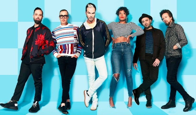 Fitz and The Tantrums tickets at Riverfront Live in Cincinnati