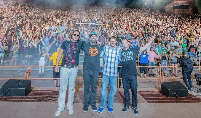 The Disco Biscuits tickets at Westville Music Bowl in New Haven