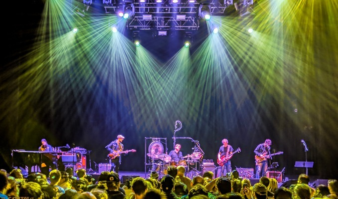 Joe Russo's Almost Dead tickets at Westville Music Bowl in New Haven