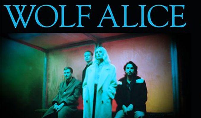 Wolf Alice tickets at Eventim Apollo in London