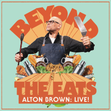 Alton Brown Live: Beyond The Eats tickets at Pikes Peak Center in Colorado Springs