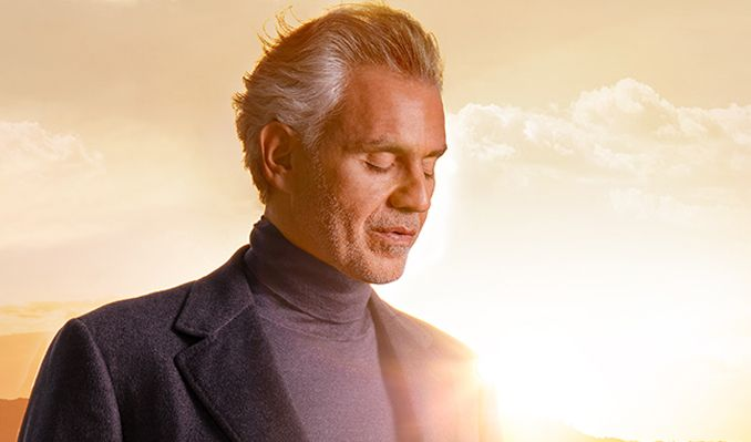Andrea Bocelli tickets at T-Mobile Center in Kansas City