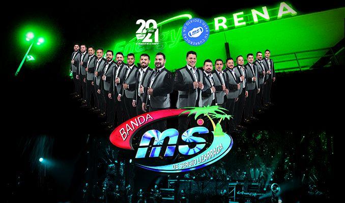 Banda MS de Sergio Lizarraga tickets at Gas South Arena in Duluth