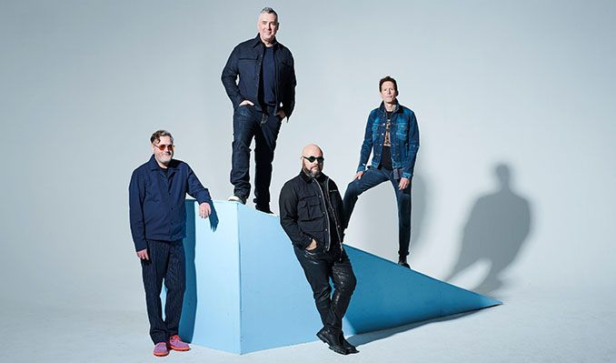 Barenaked Ladies tickets at Capital One City Parks Foundation SummerStage, New York