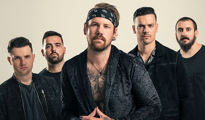 Beartooth tickets at Showbox SoDo in Seattle