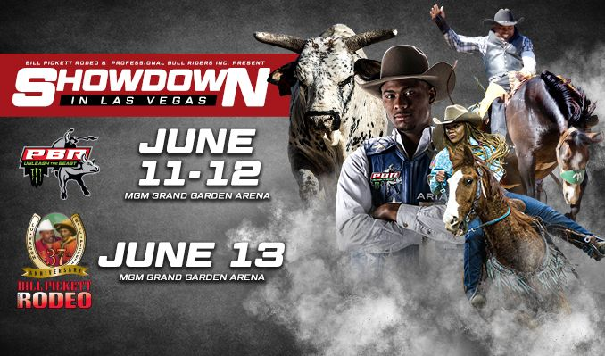 Bill Pickett Invitational Rodeo Showdown tickets at MGM Grand Garden Arena in Las Vegas