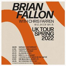 Brian Fallon - RESCHEDULED tickets at O2 Institute Birmingham in Birmingham