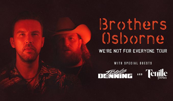 Brothers Osborne tickets at The Greek Theatre in Los Angeles