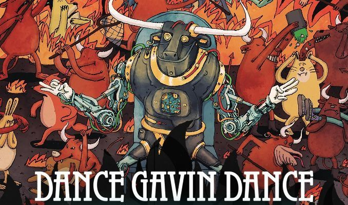 Dance Gavin Dance  tickets at Masonic Temple Theatre in Detroit