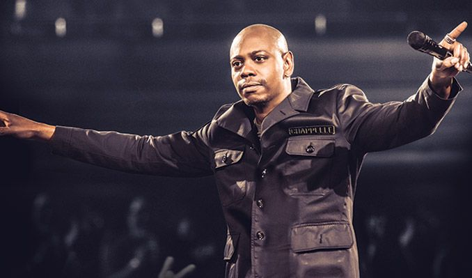 Dave Chappelle and Friends tickets at MGM Grand Garden Arena in Las Vegas
