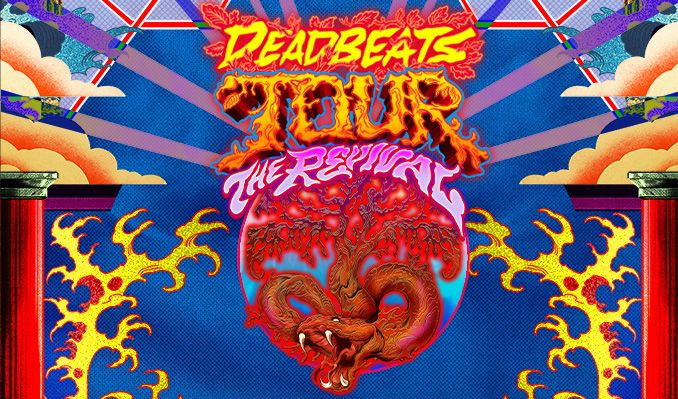Deadbeats tickets at Panther Island Pavilion, Fort Worth