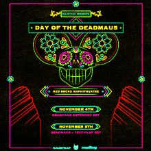 deadmau5 tickets at Red Rocks Amphitheatre in Morrison