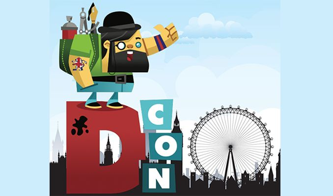 DesignerCon: General Admission Weekend Ticket (Sat - Sun) tickets at ExCeL London in London