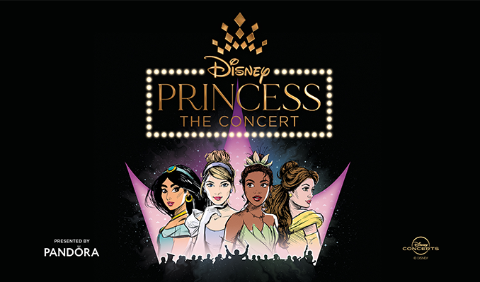 Disney Princess: The Concert tickets at Arvest Bank Theatre at The Midland in Kansas City