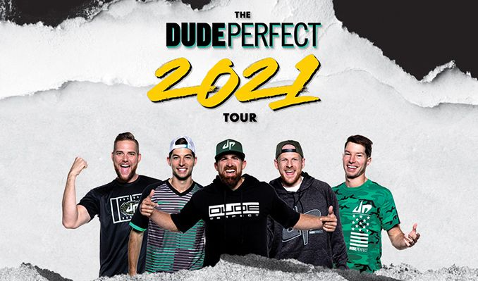 Dude Perfect tickets at T-Mobile Center in Kansas City