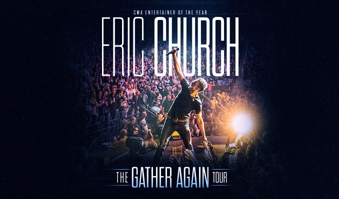 Eric Church tickets at T-Mobile Center in Kansas City