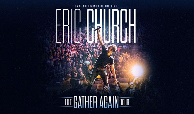 Eric Church tickets at STAPLES Center in Los Angeles