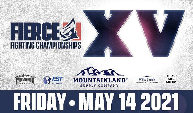 Fierce Fighting Championship XV tickets at Maverik Center in Salt Lake City